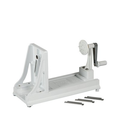 Benriner Turning Slicer Horizontal White